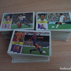 Cromos de Fútbol: LOTE 303 DIFERENTES COLECCIONES ESTE 1982 1983 82 83 SIN PEGAR EDICIONES ESTE 18 FICHAJE Y 10 COLOCA. Lote 295375188