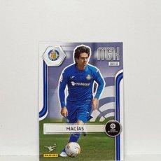 Cromos de Fútbol: MEGACRACKS 2021 2022 MGK 21 22 CROMO PANINI FUTBOL N 177 GETAFE SEGUNDA MACIAS. Lote 295383223