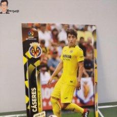 Cromos de Fútbol: CASERES Nº 351 (VILLARREAL) MEGACRACKS 2019 2020 PANINI CARD ALBUM LIGA MEGA CRACKS MGK. Lote 295383268
