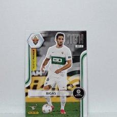 Cromos de Fútbol: MEGACRACKS 2021 2022 MGK 21 22 CROMO PANINI FUTBOL N 440 ELCHE NUEVO FICHAJE BIGAS. Lote 295383293