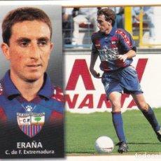 Cromos de Fútbol: ESTE 98-99 *ERAÑA* COLOCA DEL EXTREMADURA (VENTANILLA SUPERIOR)(A-4). Lote 295383343
