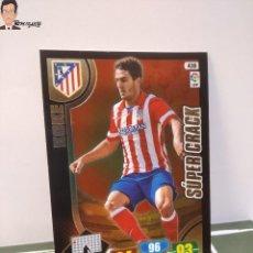 Cromos de Fútbol: KOKE Nº 438 SUPER CRACK (ATLÉTICO DE MADRID) ADRENALYN XL 2013 2014 13 14 PANINI CROMO LIGA ALBUM. Lote 295384578
