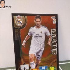 Cromos de Fútbol: ISCO Nº 448 SUPER CRACK (REAL MADRID) ADRENALYN XL 2013 2014 13 14 PANINI LIGA FÚTBOL CROMO. Lote 295384683