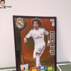 Cromos de Fútbol: MARCELO Nº 447 SUPER CRACK (REAL MADRID) ADRENALYN XL 2013 2014 13 14 PANINI LIGA FÚTBOL CROMO. Lote 295384728