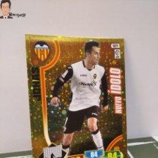 Cromos de Fútbol: JONAS Nº 521 (VALENCIA) NUEVO IDOLO - ADRENALYN XL 2013 2014 PANINI - CROMO LIGA 13 14 CROMO CARD. Lote 295384908