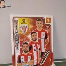 Cromos de Fútbol: TRIDENTE Nº 36 (ATHLETIC BILBAO) BEÑAT UNAI LOPEZ MUNIAIN ADRENALYN XL 2019 2020 19 20 PANINI CARD. Lote 295384993