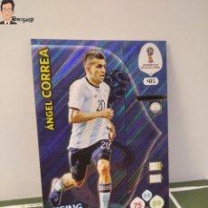 Cromos de Fútbol: ANGEL CORREA Nº 415 (ARGENTINA) RISING STAR - CROMOS ADRENALYN FIFA WORLD CUP RUSSIA 2018 RUSIA 18. Lote 295385128