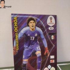 Cromos de Fútbol: GUILLERMO OCHOA Nº 413 (MEXICO) GOAL STOPPER - CROMOS ADRENALYN FIFA WORLD CUP RUSSIA 2018 RUSIA 18. Lote 295385148
