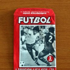 Cromos de Fútbol: SOBRE VACIO - ROJO - FÚTBOL, LIGA 1978-1979, 78-79 - EDICIONES ESTE. Lote 295431213