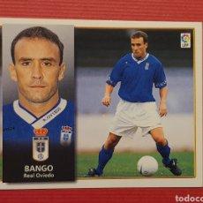 Cromos de Fútbol: ESTE 1998-1999 FICHAJE 35 BANGO CROMO NUNCA PEGADO 98-99. Lote 295431423
