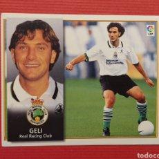 Cromos de Fútbol: ESTE 1998-1999 FICHAJE 36 GELI CROMO NUNCA PEGADO 98-99. Lote 295431733
