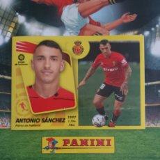 Cromos de Fútbol: ANTONIO SÁNCHEZ, MALLORCA, NÚMERO 16A,LIGA ESTE 2021 2022. Lote 295508808
