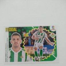 Cromos de Fútbol: LIGA ESTE 2018 2019 18 19 PANINI FEDDAL Nº 4 BETIS. Lote 295517548