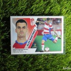Cromos de Fútbol: Nº7 ÁLEX MARTÍNEZ GRANADA CF LIGA ESTE 19 20. Lote 295550363