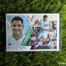 Cromos de Fútbol: Nº15 GABRIEL FERNÁNDEZ RC CELTA LIGA ESTE 19 20. Lote 295553383