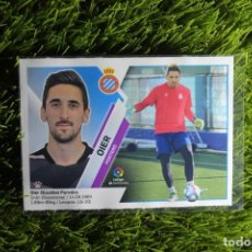 Cromos de Fútbol: Nº14 OIER MERCADO DE INVIERNO RCD ESPANYOL LIGA ESTE 19 20. Lote 295553543