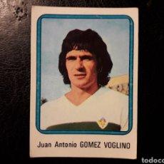 Cromos de Fútbol: GÓMEZ VOGLINO ELCHE N° 84 VULCANO 75 76 1975 1976. SIN PEGAR. VER FOTOS. PEDIDO MÍNIMO 3€.. Lote 295553618