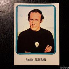 Cromos de Fútbol: ESTEBAN ELCHE N° 76 VULCANO 75 76 1975 1976. SIN PEGAR. VER FOTOS. PEDIDO MÍNIMO 3€.. Lote 295553643