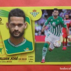 Cromos de Futebol: ESTE 2021 2022 - 53 WILLIAN JOSE - ULTIMOS FICHAJES - REAL BETIS - 21 22 - PANINI. Lote 295650013