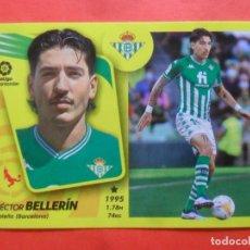 Cromos de Futebol: ESTE 2021 2022 - 57 BELLERIN - ULTIMOS FICHAJES - REAL BETIS - 21 22 - PANINI. Lote 295650063
