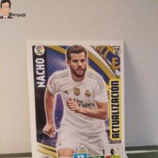 Cromos de Fútbol: NACHO Nº 230 BIS (REAL MADRID) ADRENALYN XL 2015 2016 15 16 PANINI ALBUM LIGA FÚTBOL CROMO CARD. Lote 295730188
