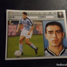 Cromos de Fútbol: COIRA DEL CELTA DE VIGO ALBUM ESTE LIGA 2001 - 2002 ( 01 - 02 ). Lote 295756028