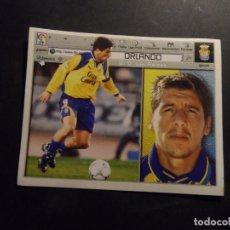 Cromos de Fútbol: ORLANDO DE LAS PALMAS ALBUM ESTE LIGA 2001 - 2002 ( 01 - 02 ). Lote 295756048