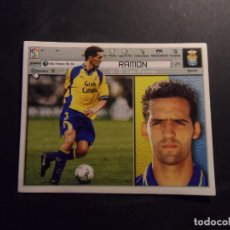 Cromos de Fútbol: RAMON DE LAS PALMAS ALBUM ESTE LIGA 2001 - 2002 ( 01 - 02 ). Lote 295756073