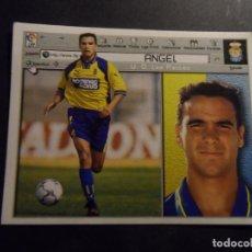 Cromos de Fútbol: ANGEL DE LAS PALMAS ALBUM ESTE LIGA 2001 - 2002 ( 01 - 02 ). Lote 295756103