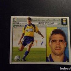 Cromos de Fútbol: JAIME MOLINA DE LAS PALMAS ALBUM ESTE LIGA 2001 - 2002 ( 01 - 02 ). Lote 295756108
