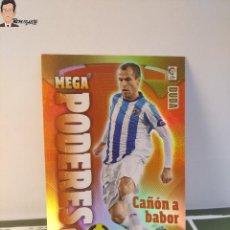 Cromos de Fútbol: DUDA Nº 379 PODERES (MALAGA) MEGACRACKS 2011 2012 11 12 PANINI CARD LIGA ALBUM MEGA CRACKS MGK. Lote 295756113