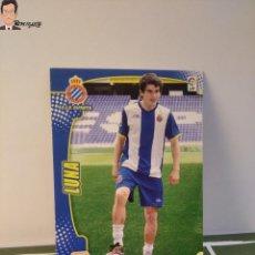 Cromos de Fútbol: LUNA Nº 443 - FICHAJE (ESPANYOL) MEGACRACKS 2011 2012 11 12 PANINI CARD LIGA ALBUM MEGA CRACKS MGK. Lote 295756128