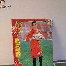 Cromos de Fútbol: CALATAYUD Nº 452 - FICHAJE (MALLORCA) MEGACRACKS 2011 2012 11 12 PANINI CARD LIGA MEGA CRACKS MGK. Lote 295756153