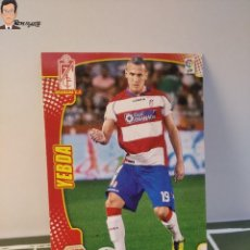Cromos de Fútbol: YEBDA Nº 482 FICHAJE (GRANADA) MEGACRACKS 2011 2012 11 12 PANINI CARD LIGA MEGA CRACKS MGK. Lote 295756273