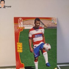 Cromos de Fútbol: UCHE Nº 493 FICHAJE (GRANADA) MEGACRACKS 2011 2012 11 12 PANINI CARD LIGA MEGA CRACKS MGK. Lote 295756333