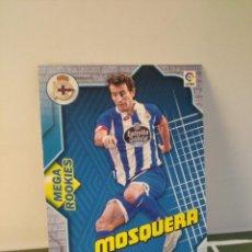 Cromos de Fútbol: MOSQUERA Nº 189 ROOKIES (DEPORTIVO CORUÑA) MEGACRACKS 2016 2017 16 17 PANINI CROMO MEGA CRACKS. Lote 295756363