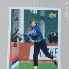 Cromos de Fútbol: Nº 162 DMITRY KHARIN - UPPER DECK - WORLDCUP 94 - RUSSIA. Lote 295809263