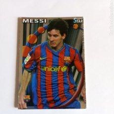Cromos de Fútbol: CROMO MESSI. Lote 295838183
