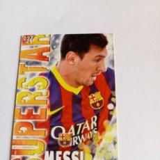 Cromos de Fútbol: CROMO MESSI. Lote 295840368