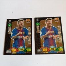 Cromos de Fútbol: CROMOS MESSI. Lote 295842068
