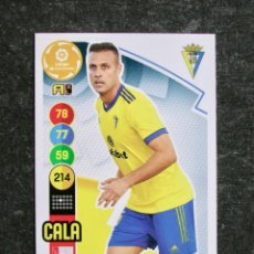 Cromos de Fútbol: 95 CALA / CÁDIZ / ADRENALYN XL 2020 2021 20 21 / PANINI. Lote 295881378