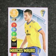 Cromos de Fútbol: 97 MARCOS MAURO / CÁDIZ / ADRENALYN XL 2020 2021 20 21 / PANINI. Lote 295881453