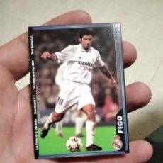Cromos de Fútbol: CROMO FIGO 2004. Lote 295881493