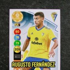 Cromos de Fútbol: 101 AUGUSTO FERNÁNDEZ / CÁDIZ / ADRENALYN XL 2020 2021 20 21 / PANINI. Lote 295881528