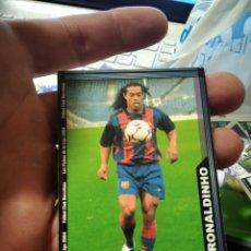Cromos de Fútbol: CROMO RONALDINHO 2004. Lote 295881543