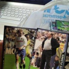 Cromos de Fútbol: CROMOS REAL ZARAGOZA 2004. Lote 295881643