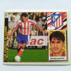Cromos de Fútbol: LIGA ESTE 1997 1998 97 98 BOGDANOVIC COLOCA ATLÉTICO MADRID. Lote 295991293