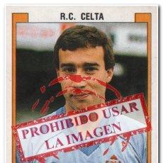 Cromos de Fútbol: 1987-88. PANINI CELTA DE VIGO 18 CROMOS. Lote 295992203