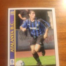 Cromos de Fútbol: 23 LE SCHEDE DEL CALCIO 2001 - GIACOMO BANCHELLI - ATALANTA -- MUNDICROMO MC ITALIA FICHAS. Lote 296627733