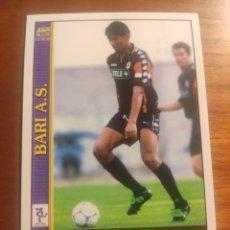 Cromos de Fútbol: 28 LE SCHEDE DEL CALCIO 2001 - OSCAR AYALA - BARI -- MUNDICROMO MC ITALIA FICHAS. Lote 296628038